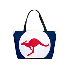 Roundel Of The Australian Air Force Shoulder Handbags by abbeyz71