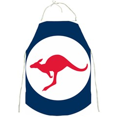 Roundel Of The Australian Air Force Full Print Aprons by abbeyz71