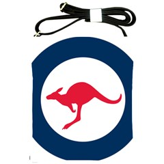 Roundel Of The Australian Air Force Shoulder Sling Bags by abbeyz71
