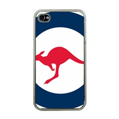 Roundel Of The Australian Air Force Apple Iphone 4 Case (clear) by abbeyz71