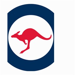 Roundel Of The Australian Air Force Small Garden Flag (two Sides) by abbeyz71