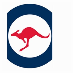 Roundel Of The Australian Air Force Large Garden Flag (two Sides) by abbeyz71