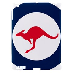 Roundel Of The Australian Air Force Apple Ipad 3/4 Hardshell Case (compatible With Smart Cover) by abbeyz71