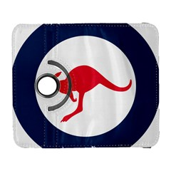 Roundel Of The Australian Air Force Galaxy S3 (flip/folio) by abbeyz71