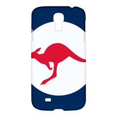 Roundel Of The Australian Air Force Samsung Galaxy S4 I9500/i9505 Hardshell Case by abbeyz71