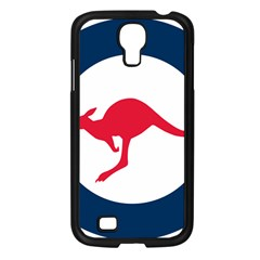 Roundel Of The Australian Air Force Samsung Galaxy S4 I9500/ I9505 Case (black) by abbeyz71