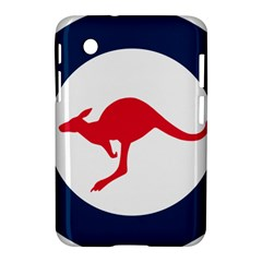 Roundel Of The Australian Air Force Samsung Galaxy Tab 2 (7 ) P3100 Hardshell Case  by abbeyz71