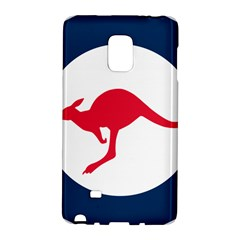 Roundel Of The Australian Air Force Galaxy Note Edge by abbeyz71
