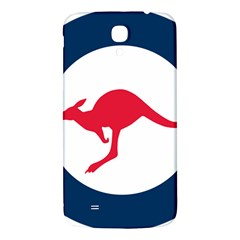 Roundel Of The Australian Air Force Samsung Galaxy Mega I9200 Hardshell Back Case by abbeyz71