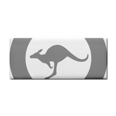 Low Visibility Roundel Of The Australian Air Force Cosmetic Storage Cases by abbeyz71