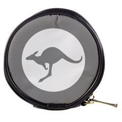 Low Visibility Roundel Of The Australian Air Force Mini Makeup Bags by abbeyz71