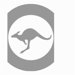 Low Visibility Roundel Of The Australian Air Force Small Garden Flag (two Sides) by abbeyz71