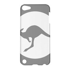 Low Visibility Roundel Of The Australian Air Force Apple Ipod Touch 5 Hardshell Case by abbeyz71