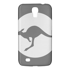 Low Visibility Roundel Of The Australian Air Force Samsung Galaxy Mega 6 3  I9200 Hardshell Case by abbeyz71