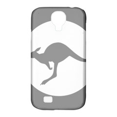 Low Visibility Roundel Of The Australian Air Force Samsung Galaxy S4 Classic Hardshell Case (pc+silicone) by abbeyz71