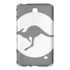 Low Visibility Roundel Of The Australian Air Force Samsung Galaxy Tab 4 (8 ) Hardshell Case  by abbeyz71