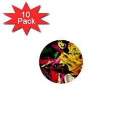 Spooky Attick 1 1  Mini Buttons (10 Pack)