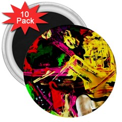 Spooky Attick 1 3  Magnets (10 Pack)