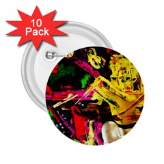 Spooky Attick 1 2 25  Buttons (10 Pack)