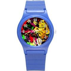 Spooky Attick 1 Round Plastic Sport Watch (s)