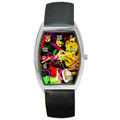 Spooky Attick 1 Barrel Style Metal Watch