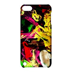 Spooky Attick 1 Apple Ipod Touch 5 Hardshell Case With Stand