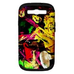 Spooky Attick 1 Samsung Galaxy S Iii Hardshell Case (pc+silicone)