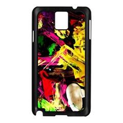 Spooky Attick 1 Samsung Galaxy Note 3 N9005 Case (black)