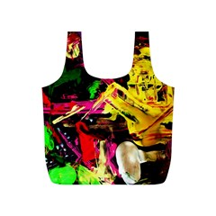 Spooky Attick 1 Full Print Recycle Bags (s)