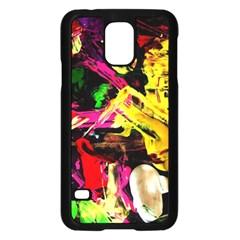 Spooky Attick 1 Samsung Galaxy S5 Case (black)