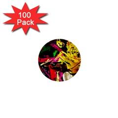 Spooky Attick 1 1  Mini Buttons (100 Pack)