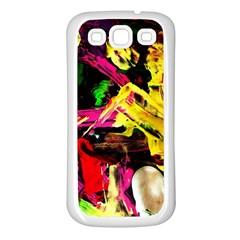 Spooky Attick 1 Samsung Galaxy S3 Back Case (white)