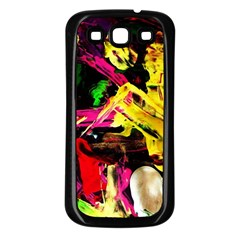 Spooky Attick 1 Samsung Galaxy S3 Back Case (black)