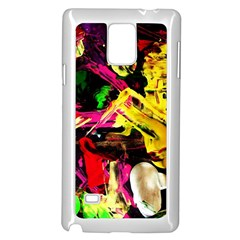 Spooky Attick 1 Samsung Galaxy Note 4 Case (white)