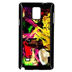 Spooky Attick 1 Samsung Galaxy Note 4 Case (black)