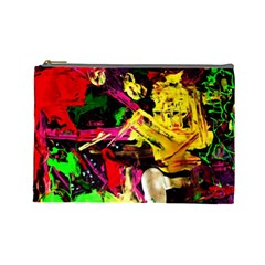 Spooky Attick 1 Cosmetic Bag (large)