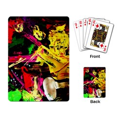 Spooky Attick 1 Playing Card