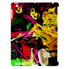 Spooky Attick 1 Apple Ipad 3/4 Hardshell Case (compatible With Smart Cover)