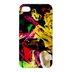 Spooky Attick 1 Apple Iphone 4/4s Premium Hardshell Case