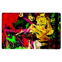 Spooky Attick 1 Apple Ipad 2 Flip Case by bestdesignintheworld