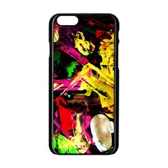 Spooky Attick 1 Apple Iphone 6/6s Black Enamel Case