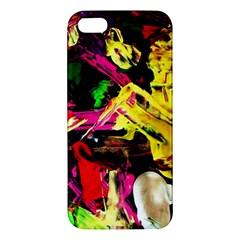 Spooky Attick 1 Apple Iphone 5 Premium Hardshell Case by bestdesignintheworld