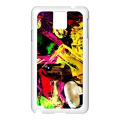 Spooky Attick 1 Samsung Galaxy Note 3 N9005 Case (white)