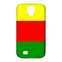 Kurdistan Kurd Kurds Kurdish Flag Samsung Galaxy S4 Classic Hardshell Case (pc+silicone)