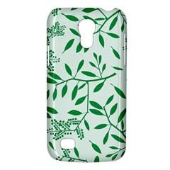 Leaves Foliage Green Wallpaper Galaxy S4 Mini by Sapixe