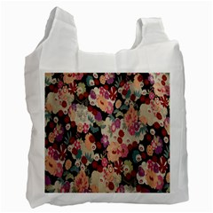 Japanese Ethnic Pattern Recycle Bag (two Side)  by Sapixe