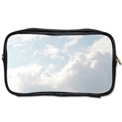 Light Nature Sky Sunny Clouds Toiletries Bags by Sapixe