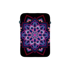 Mandala Circular Pattern Apple Ipad Mini Protective Soft Cases by Sapixe
