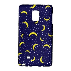 Moon Pattern Galaxy Note Edge by Sapixe