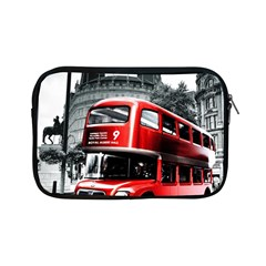 London Bus Apple Ipad Mini Zipper Cases